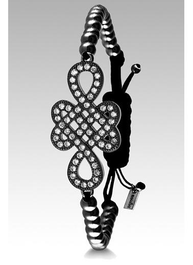 Dujour Jewelry Bileklik Siyah